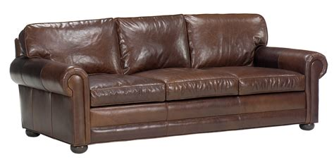 Oversized Large Deep Seated Leather Furniture Club Furniture Leather Sofa