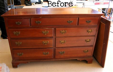 Repaint A Dresser by Repainting An Dresser Home Interior Design