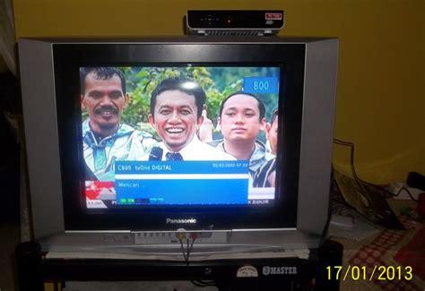 Tv Digital Di Jogja perbandingan penerimaan tv digital vs analog dg antena dan