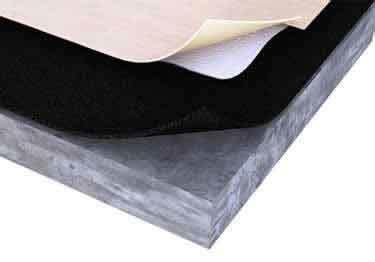 Foam Underlayment EZ Floor   Vinyl Plank Flooring