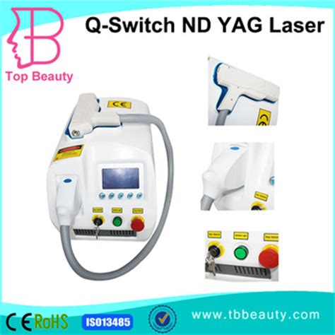 portable nd yag laser q switch laser for tattoo removal nd portable q switched laser genesis nd yag 1064 nm tattoo
