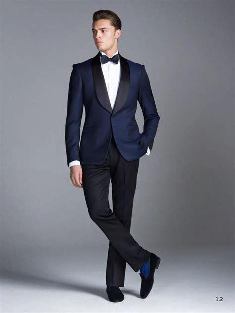 Mens Navy Suit Jacket Dress Yy
