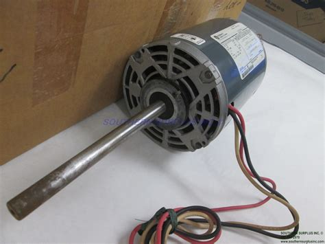 general electric fan motor mcquay general motors ge 802024020 blower fan electric