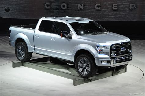 concept ford truck next ford f 150 advanced materials likely hybrid