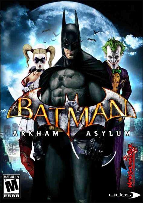 Batman Arkham World batman arkham asylum pc free version