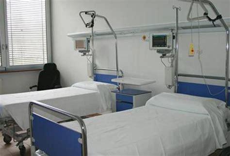posti letto ospedali approvato il disciplinare per la gestione informatizzata
