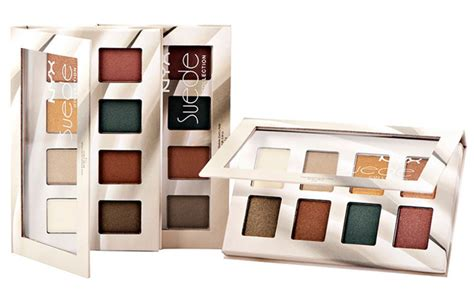 Trend Nyx Eyeshadow Palette new nyx suede eyeshadow palette for fall 2014