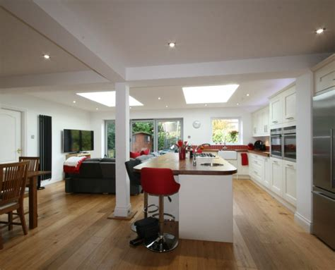 Kitchen Extensions Ideas Photos Eclipse Property Solutions Open Plan Extension Amp Utility