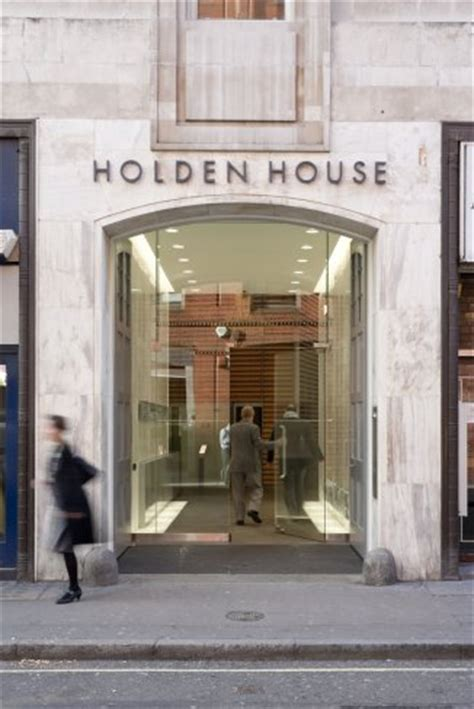Holden House Properties Derwent London