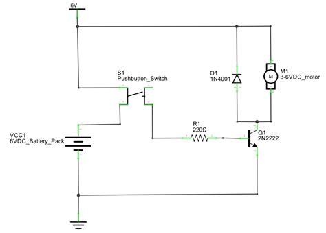 pnp circuit diagram npn vs pnp transistor diagram pnp transistor switch