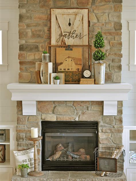 24 of the most creative fall mantel decorating ideas that
