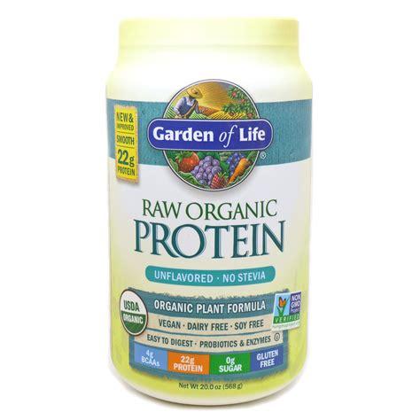 Garden Of Whey Protein Review Protein By Garden Of 622 Grams Powder