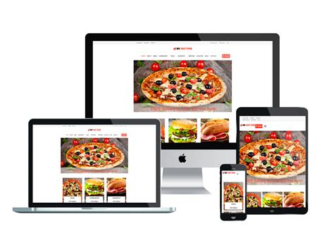 themes wordpress free food top best free wordpress restaurant food order themes