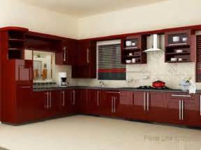 Kitchen Furniture Design New Kerala Kitchen Cabinet Styles Designs Arrangements Gallery Wood Design Ideas