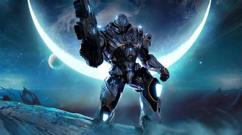 wallpaper space game awesome hd robot wallpapers backgrounds for free download