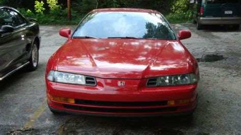old car owners manuals 1993 honda prelude windshield wipe control sell used 1993 rare honda prelude ssr si coupe 2 door 2 3l manual transmission in