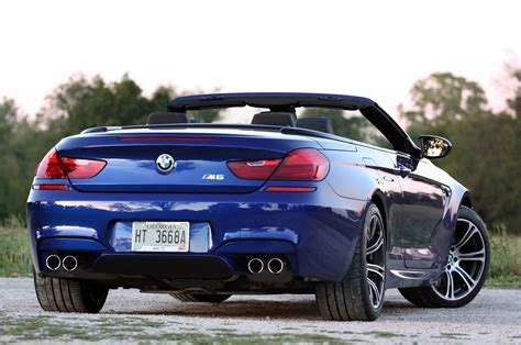 2012 Bmw M6 by 2012 Bmw M6 Convertible Autoblog