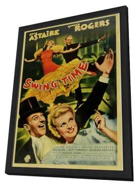 swing time movie swing time movie posters from movie poster shop