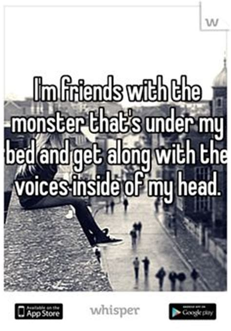friends with the monster under my bed notable words on pinterest long distance relationship quotes girl quotes and
