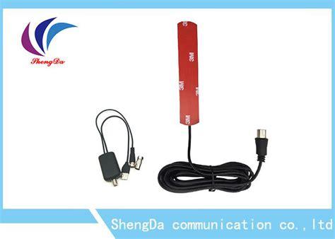 iec connector vhf uhf omni directional digital tv patch antenna high gain 25dbi