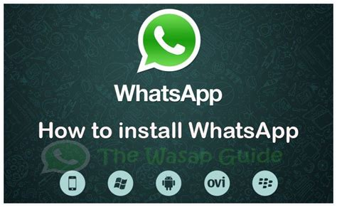 how to install on mobile install whatsapp 187 whatsapp for mobile