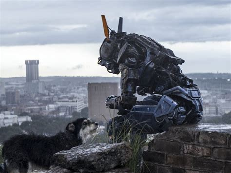 film up humandroid chappie ricky s film reviews