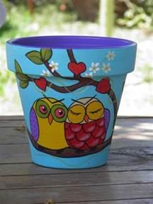 Flower Pots Designs by Paint A Flower Pot 50 Cool Ideas One Decor