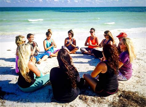 key west yoga boat full circle wellness retreats yoga meditation