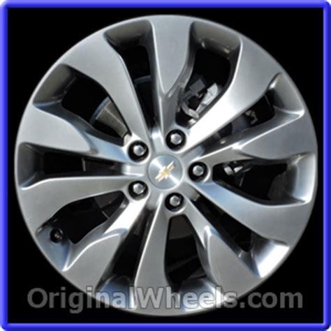 malibu bolt pattern oem 2016 chevrolet malibu used factory wheels from