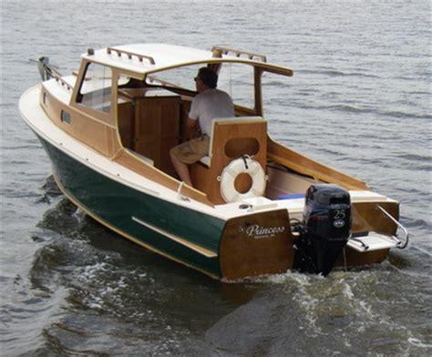 Wood Lobster Boat Plans