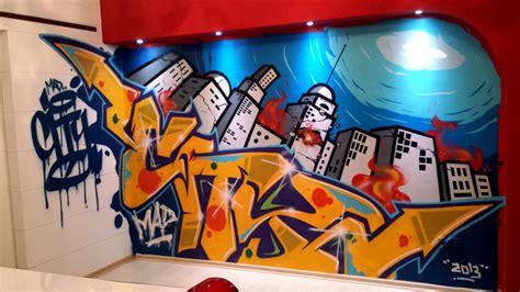 Room Art Ideas mad city graffiti ev dekorasyonut 252 rkiye de graffiti sanat