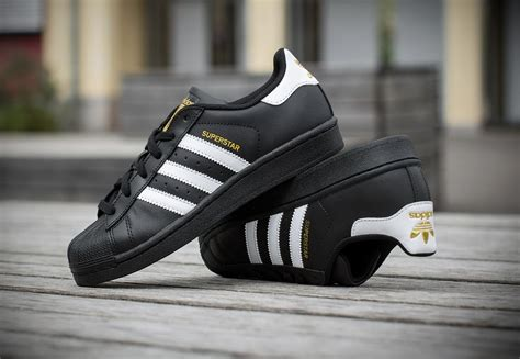 Adidas Superstar Schwarz Weiß 280 by Adidas Superstar Foundation J W Schuhe City Bremen De