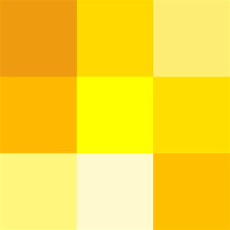 color shade shades of yellow wikipedia