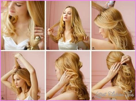 Easy Hairstyles For Frizzy Hair by Easy Hairstyles For Frizzy Hair Latestfashiontips