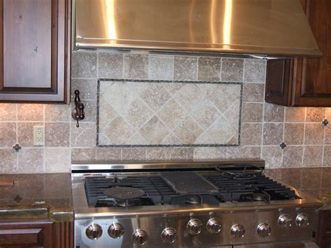 Tile Accents For Kitchen Backsplash Kitchen Backsplash Ideas With White Cabinets Silver Gas Range Range White Marble Floor Glass