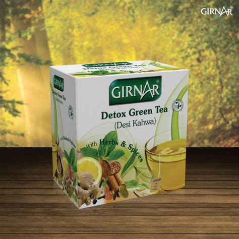 Girnar Detox Green Tea 18 best tea bags images on bags handbags and