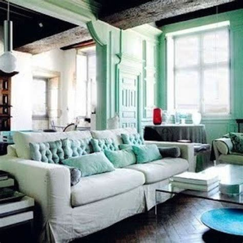 Mint Color Schemes Living Room White Mint Living Room My Rooms