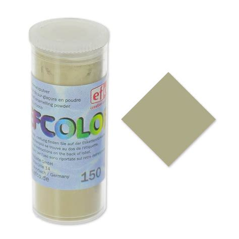 enamel powder efcolor sand x10ml efco perles co