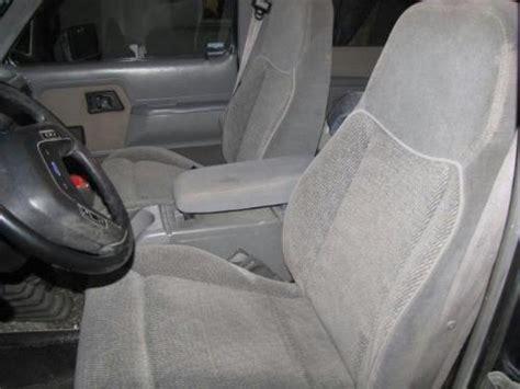 1996 ford ranger bench seat 1994 ford ranger seat swap