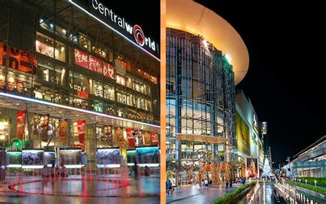 Home Design Group by Siam Paragon Vs Central World Shopping In Bangkok Wos