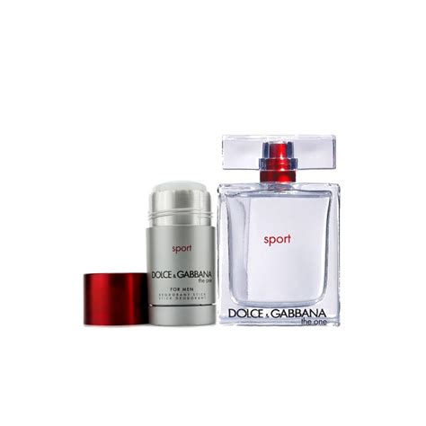 dolce gabbana the one sport edt deostick 100 ml 75