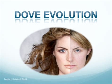Evolution Dove Caigns Dove | dove evolution