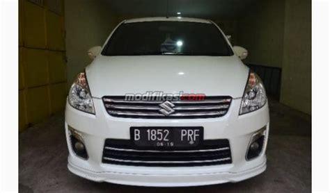 Plat Nomor Lu Izy Mobil Ertiga 1 2014 suzuki ertiga gx at putih metalik