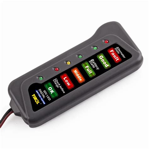 carbon pile battery tester circuit diagram maker