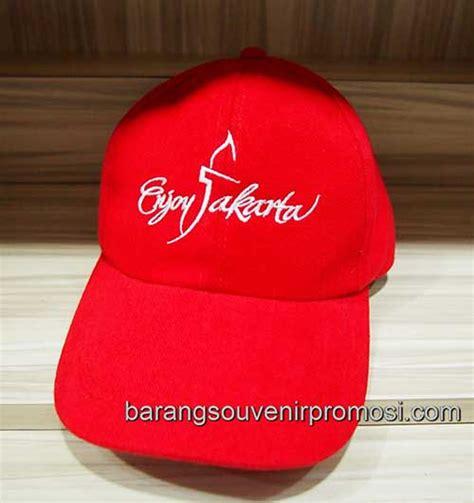 Topi Pad Merah Cap Topi Bahan Ravel Warna Merah Toko Jual Supplier