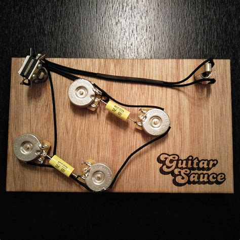 es 335 premium wiring harness upgrade guitar sauce