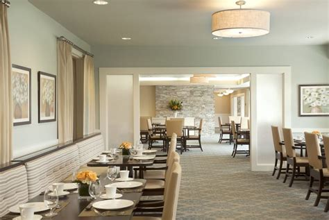 interior design for seniors assisted living dining senior living pinterest