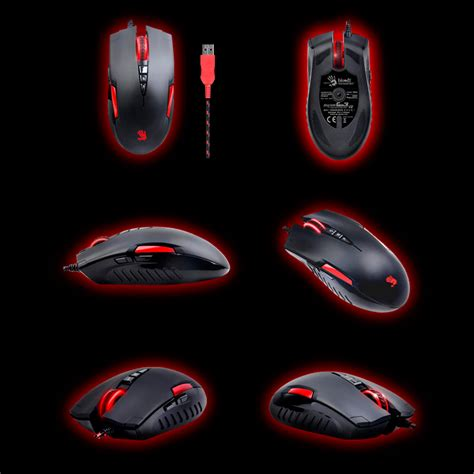 Mouse Bloody V2 bloody v2 gaming mouse fox hound