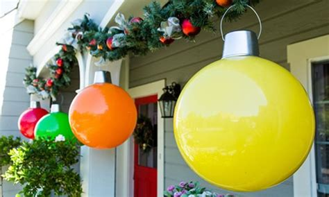 places that sell big christmas lutside balls ornament with memme home family hallmark channel