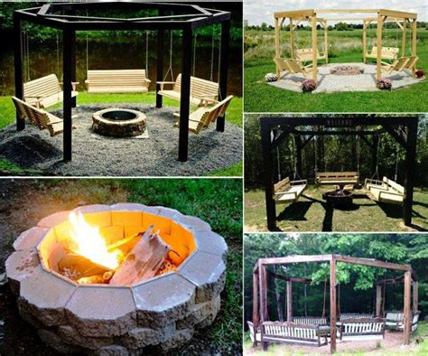 diy fire pit with swings 17 best images about prep fire pits on pinterest stove